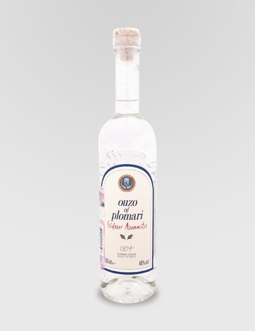 """Спиртной напиток """"Узо Пломари, Исидорос Арванитис"""" 0,5л"""