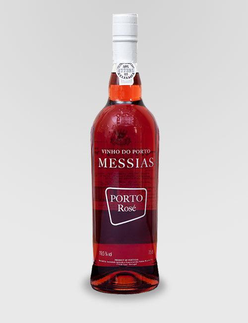 """Портвейн защищенного наименования """"Мессиаш Порто Розе"""" DOC Доуро сладкий 0,75л."""