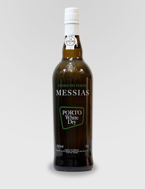 """Портвейн защищенного наименования """"Мессиаш Порто Уайт Драй"""" DOC Доуро 0,75л."""