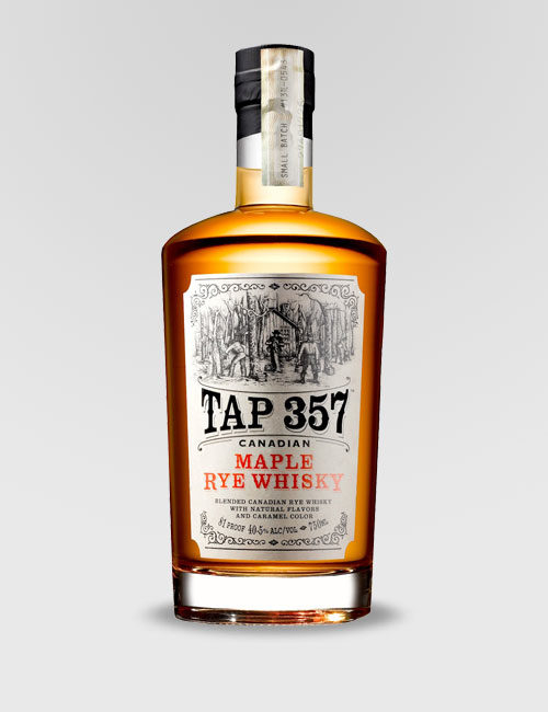 """Спиртной напиток """"ТАП 357"""" 0,75л."""