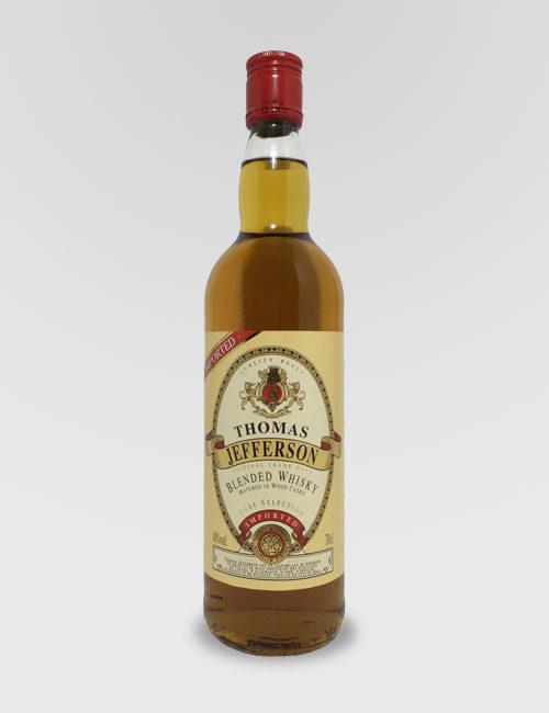 "Виски купажированный Американский ""Томас Джефферсон"" 0,7л."