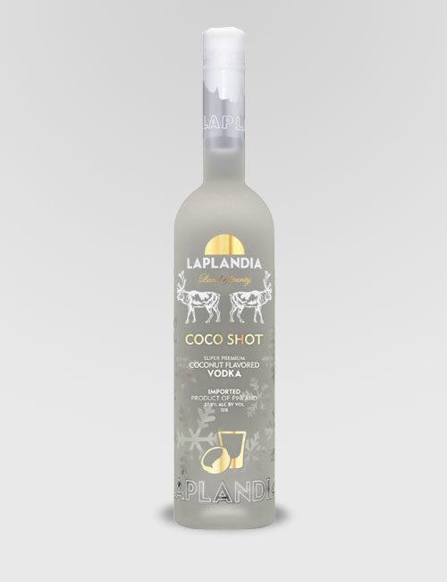 """Напиток спиртной """"Лапландия Кокосовый Шот"""" 0,7л."""