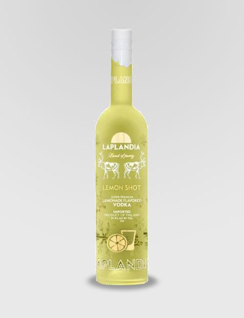 """Напиток спиртной """"Лапландия Лимонный Шот"""" 0,7л."""