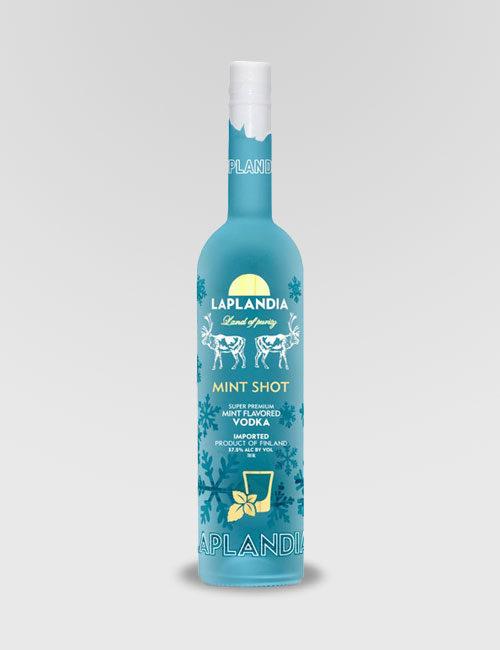 """Напиток спиртной """"Лапландия Мятный Шот"""" 0,7л."""