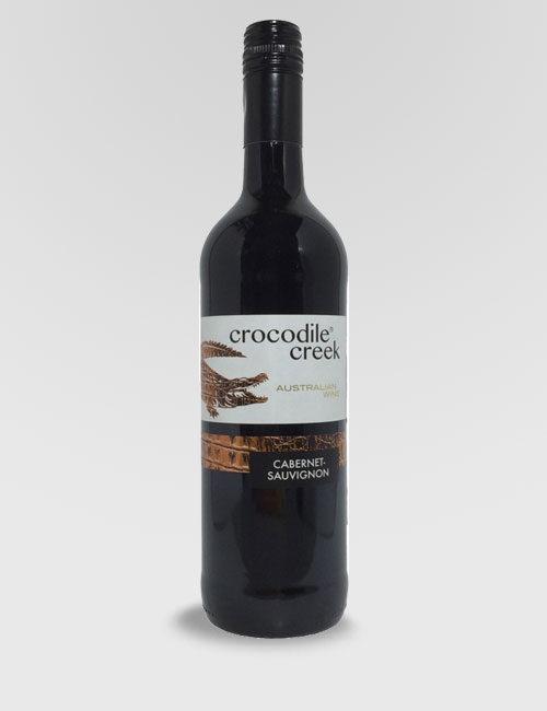 """Вино """"Крокодайл Крик"""" Каберне красное полусухое 0,75л."""