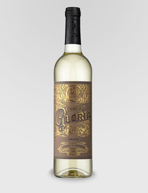 "Вино ""Конвенто да Глория Аринту"" белое сухое 0,75л."
