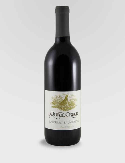 """Вино """"Квэйл Крик Каберне-Совиньон"""" красное сухое 0,75л."""