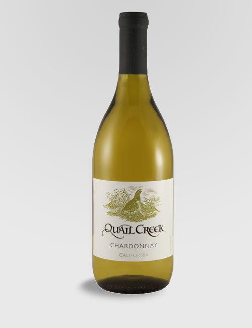 "Вино ""Квэйл Крик Шардоне"" белое полусухое 0,75л."
