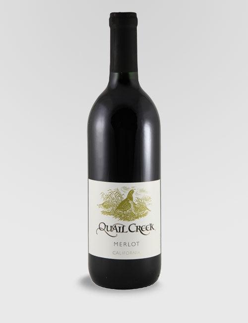 """Вино """"Квэйл Крик Мерло"""" красное сухое 0,75л."""