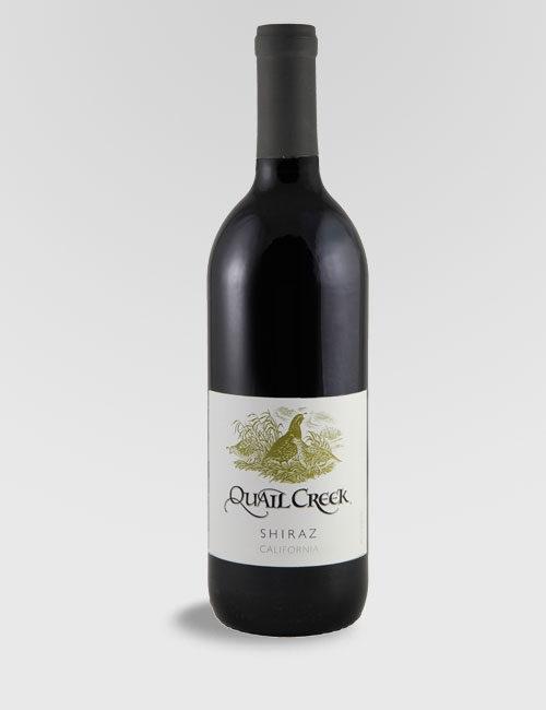 """Вино """"Квэйл Крик Шираз"""" красное сухое 0,75л."""