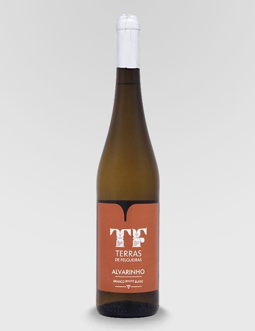 """Вино защищенного геогр. указания """"Тераш ди Фелгейраш Альбариньо"""" белое полусухое"""