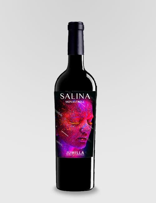 """Вино красное сухое категория DOP """"Салина Монастрель 4 Мессес"""""""