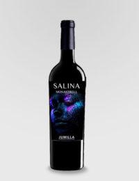 """Вино красное сухое категория DOР """"Салина Монастрель 12 Мессес"""""""