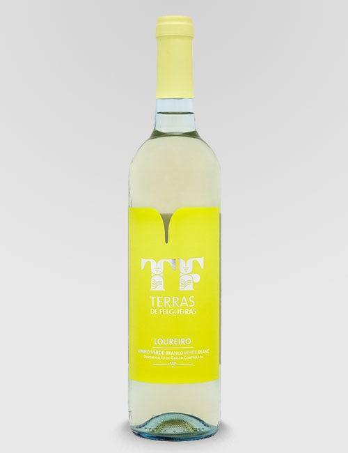 """Вино защищенного наименования """"Тераш ди Фелгейраш Лоурейро"""" белое полусухое"""