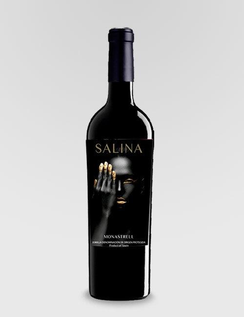 """Вино красное сухое категория DOP """"Салина"""" Моновариетал Гарнача"""""""