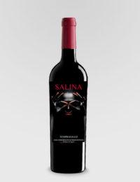 "Вино красное сухое категория DOР ""Салина Темпранильо"" 0,75л."